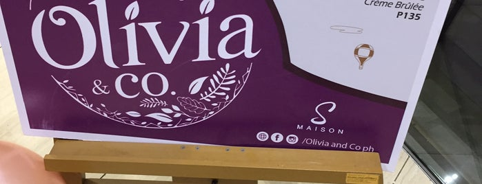Olivia & Co. is one of Orte, die Shank gefallen.