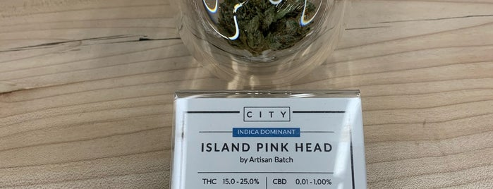 City Cannabis Co is one of Downtown Vancouver,BC part.3.