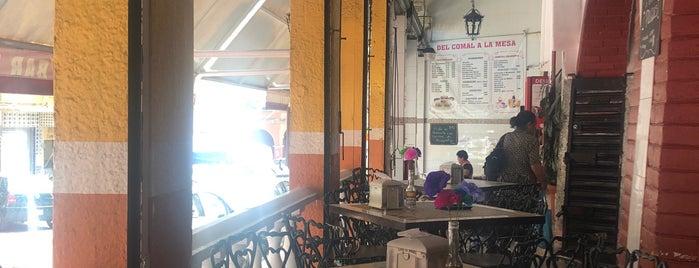 El Comal de mis Amores is one of Lugares favoritos de Gerard.