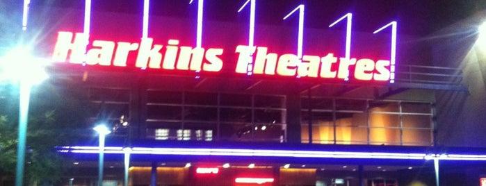 Harkins Theatres Tucson Spectrum 18 is one of Locais curtidos por Carlos.