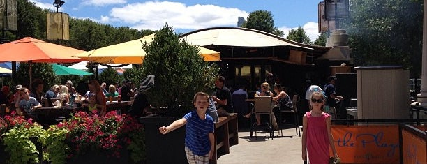 Park Grill is one of Chicago Patios.