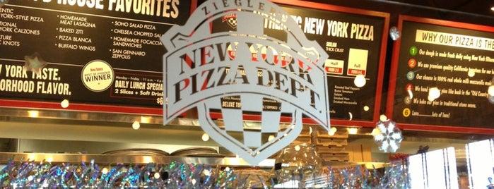 NYPD Pizza is one of Posti che sono piaciuti a Ed.