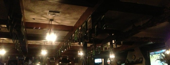 Paddy Mac's Irish Pub & Restaurant is one of Top Ten Irish Bars in Ft Lauderdale and Palm Beach.