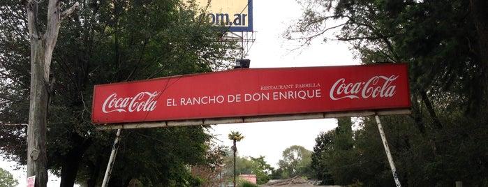 El Rancho de Don Enrique is one of Lugares para comer favoritos.