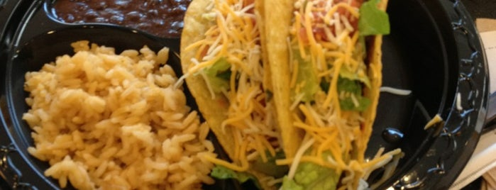 Desert Moon Fresh Mexican Grille is one of Food.