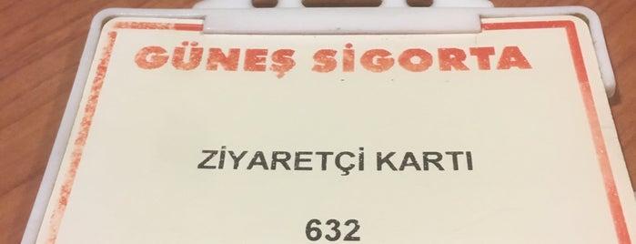 Güneş Sigorta is one of tt.