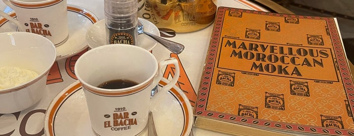 Bacha Coffee Room & Boutique is one of Marrakech & Essaouira & Tanger.