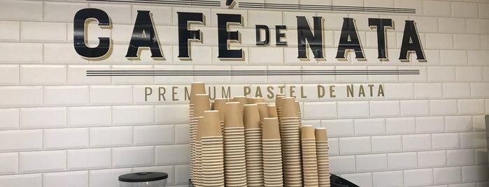 Cafe De Nata is one of Kensington List.