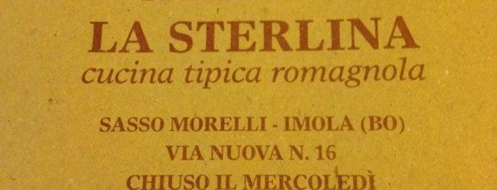 Trattoria La Sterlina is one of Ristoranti.