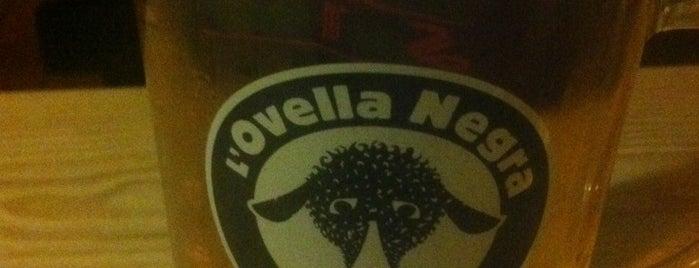 La Oveja Negra is one of To do Barcelona.
