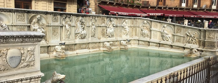 Fonte Gaia is one of Trips / Tuscany and Lake Garda.