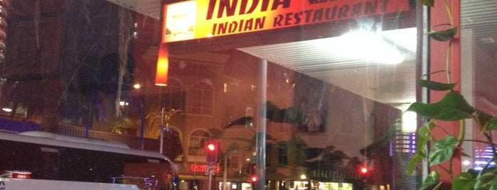 Classic India is one of Aud.