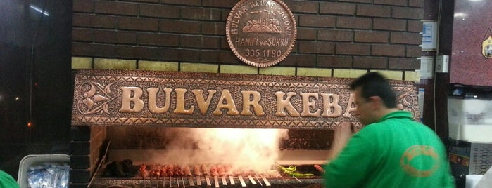 Bulvar Kebap is one of Antep-Adiyaman-urfa.