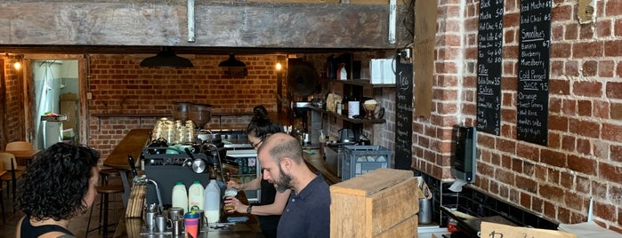 Hush Specialty Coffee is one of Perth.