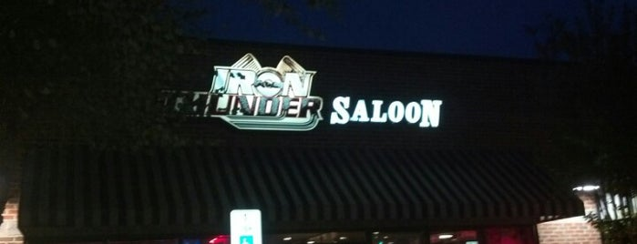 Iron Thunder is one of National Redskins Rally Bars.