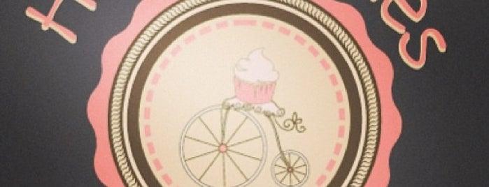 Happy Cakes is one of Yemek Nerede Yenir.