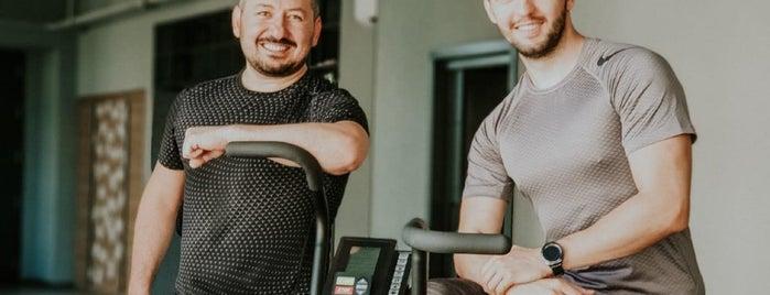 Inside Training Studio is one of Mahmut'un Beğendiği Mekanlar.