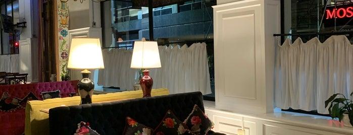 Tango de Mayo Hotel is one of Tempat yang Disukai Mayara.