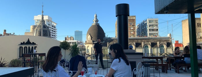 Dome Roof Top Bar is one of Rooftop Buenos Aires.
