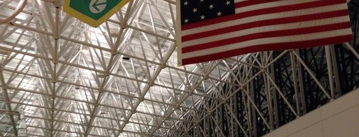 Baltimore/Washington International Thurgood Marshall Airport (BWI) is one of Flyin' Around the Globe.