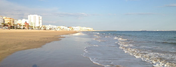 Playa De La Costilla is one of Lugares favoritos de Blain.