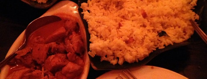 Sigiri Sri Lankan Cuisine is one of NYC.