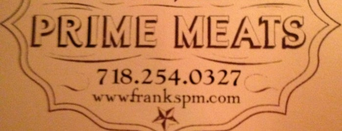 Prime Meats is one of My 12 Favorite Places in NYC.