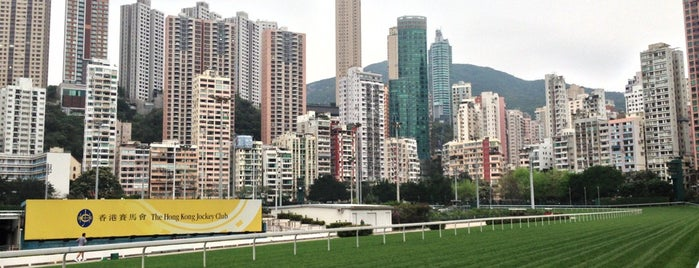Happy Valley is one of Hong Kong.