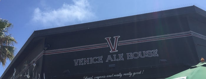 Venice Ale House is one of Beer LA.