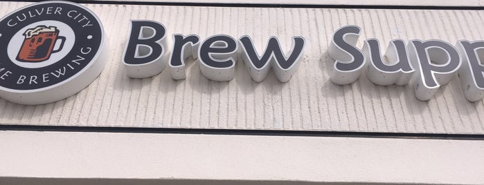 Culver City Home Brewing Supply is one of Jacob 님이 좋아한 장소.