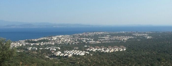 Çamlıbel Seyir Tepesi is one of Çanakkale.