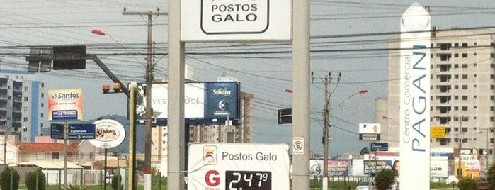Posto Galo is one of Tempat yang Disukai Cristiane.