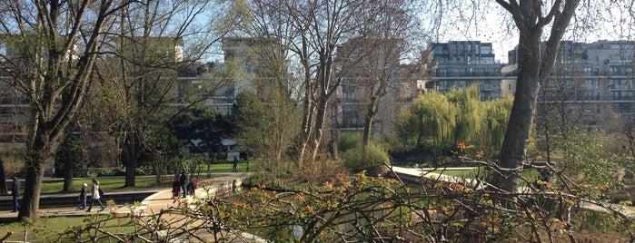 Parc de Bercy is one of Tempat yang Disukai Marc.