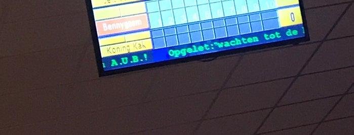 Activ Bowling is one of Lieux qui ont plu à Ibrahim.