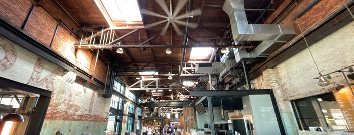 Tampa Armature Works is one of Tampa Eateries.