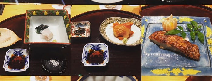 Goryu Kubo is one of Tokyo: Michelins.