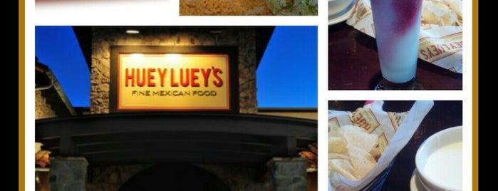 Huey Luey's - Hiram is one of Tempat yang Disukai Janet.