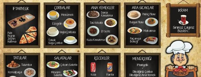 Denge Et Lokantasi - Kazim Usta is one of สถานที่ที่ özkan ถูกใจ.