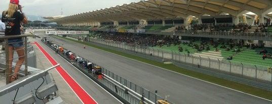 Sepang International Circuit (SIC) is one of MotoGP - Circuits.