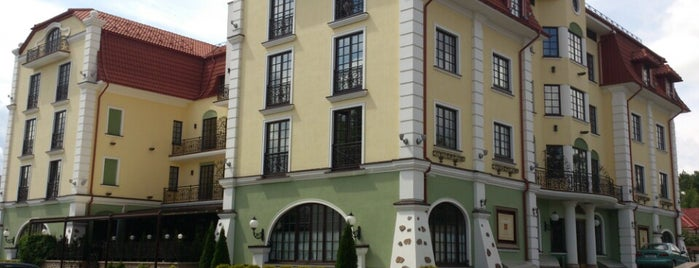 Hotel Hermitage is one of Брест.