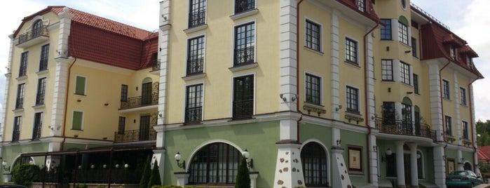 Hotel Hermitage is one of Artemy : понравившиеся места.