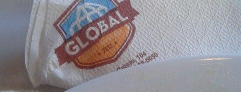 Global Beef & Buffet is one of Natalino 님이 좋아한 장소.
