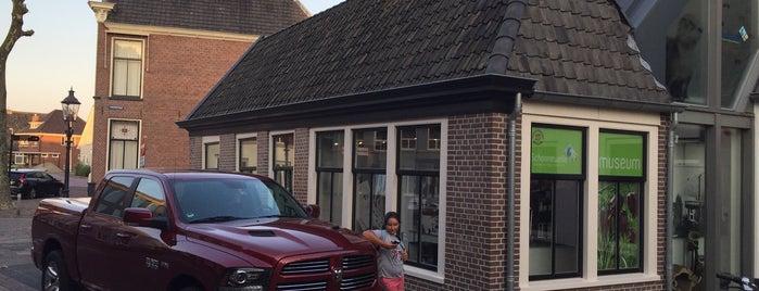 Schoonewelle Centrum Natuur En Ambacht is one of Friesland & Overijssel.