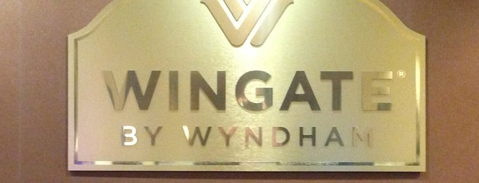 Wingate by Wyndham Hotel is one of Lugares favoritos de Jennifer.