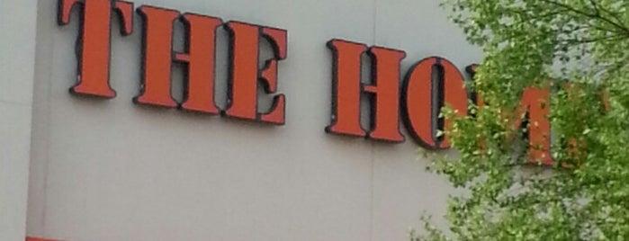 The Home Depot is one of Locais curtidos por kD.