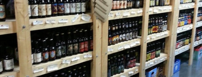 Bottle Revolution is one of Triangle Craft Beer.