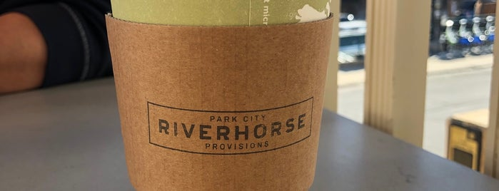 Riverhorse Provisions is one of Do: Park City ☑️.