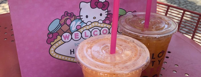 Hello Kitty Cafe is one of Las Vegas.