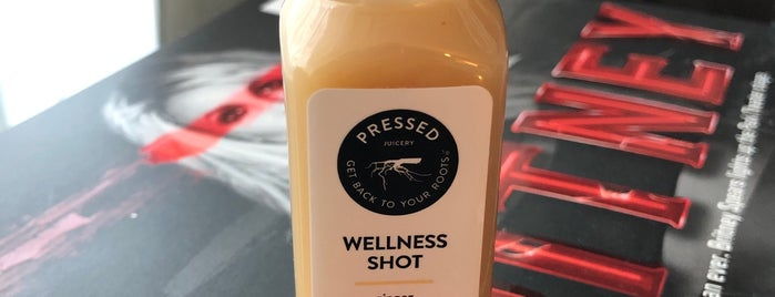 Pressed Juicery is one of Las Vegas.