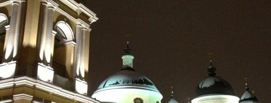 Покровский ставропигиальный женский монастырь is one of Православные церкви на Таганке.